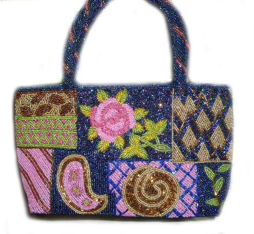 вышивка бисером для сумки - Сумки.